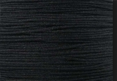 Hilo nylon trenzado 1mm negro. (91 metros bobina)