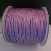 Hilo de nylon trenzado 1,5mm lila